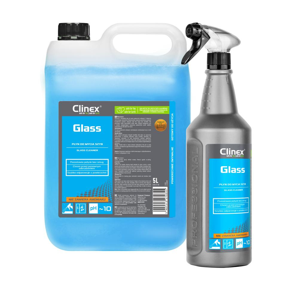 Clinex Glass 5L